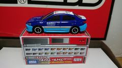 ★トミカくじ22ファイヤーファイターコレクション★スバル WRX STI★