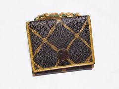 【セール】ハンティングワールド革製三つ折り財布