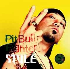《PITBULL FIGHTER》STYLE GURUME 1300 レゲエ RAGGAE