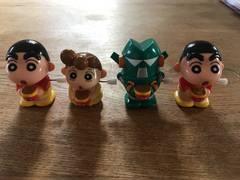 クレヨンしんちゃん☆ゼンマイで走るおもちゃ☆すき家