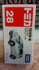 トミカ 旧28 トヨタ iQ 未開封 新品 販売終了品 貴重IQ 初回箱