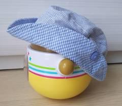42cm★新生児帽子★ベビー帽子★美品