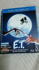 E.T.★コレクターズ・エディション☆Blu-ray+DVD+DIGITAL COPY