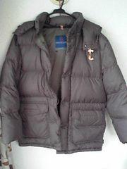 MONCLER グルノーブル 茶色 1 モンクレール ダウンジャケット