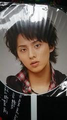 Kis-My-Ft2☆SUMMER TOUR2011☆藤ヶ谷太輔うちわ☆キスマイ公式