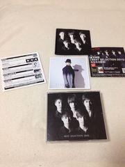 東方神起アルバムbest selection2010ベスト2CD+DVDオフショット
