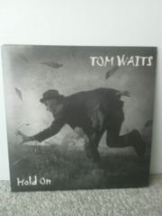ゆうメール送料無料 トム ウェイツシングルレコードホールド・オン新品 EP