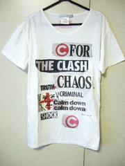 ◇museum neu◇ミュージアムニュー◇ROCK◇PUNK◇プリントTシャツ◇