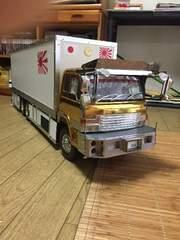 タミヤ1/14トラック、オリジナルナル、スーパードルフィン中古