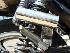 汎用 50.8π サイレンサースタンド VTEC XJR CBR ゼファー マフラー