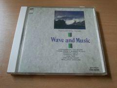 CD「波と音楽 α波 1/fマインドコントロール」癒し系ヒーリング