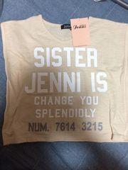 新品SISTER JENNI100センチTシャツ