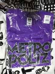 三代目 JSB ツアー Tシャツ LIVE 新品未開封 M METROPOLIZ