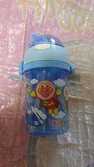 ★それいけ!アンパンマン♪ウォーターボトル★水筒★ブルー