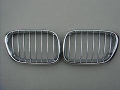 BMW E53X5ACシュニッツアー クロームグリル
