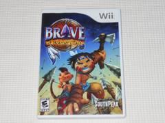 Wii★BRAVE A WARRIOR'S TALE 海外版(国内本体動作不可)