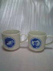 スノーマンマグカップ&マグツリーセット