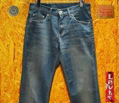 ◆廃盤◆リーバイス511【スリムスキニー】W29(80cm)・股下85cm