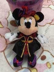 ディズニーハロウィン2016☆ミニーマウスぬいぐるみバッジ☆