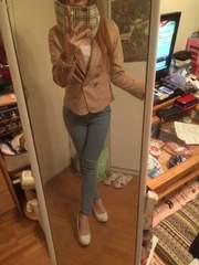 INGNI☆ブラウンジャケット