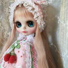 カスタムブライス *sweet strawberry