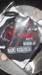 コカ・コーラzeroEXILE第9弾『スマホチャーム』NAOKI