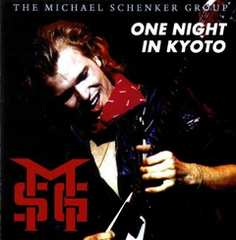 Michael Schenker マイケル・シェンカー/Kyoto,Japan 1983 (2CD)