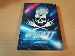 BREAKERZ DVD「BREAKERZ LIVE 2012 WISH 4U in 日本武道館」