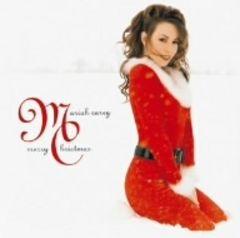 MARIAH CAREY/マライア・キャリーアルバム【MERRY CHRISTMAS】