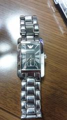 送料無料エンポリオアルマーニ腕時計値段交渉あり