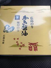 広島海苔店かき醤油味付きのり
