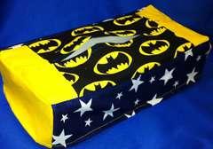 ●♯ バットマン★  BOXティッシュケース