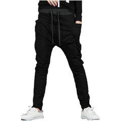 激安商品♪スウェット パンツ メンズ ブラック Lサイズ