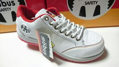 送料込mobus(モーブス)[MBS-1001白]安全靴26cm