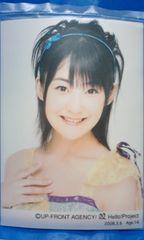 Birthday Memorial 2008・メタリックL判1枚/嗣永桃子 Age:16