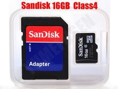 定型外郵便OK 特価 サンディスク SANDISK microSDHC マイクロSD 16GB バルク