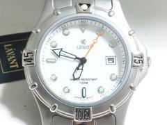 9366/LAVANT新品未使用★タグ付き100Mダイバーモデルメンズ腕時計