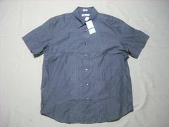 fg641 男 CK CALVIN KLEIN カルバンクライン 半袖シャツ Lサイズ