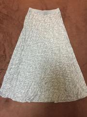 GU夏ロングスカート