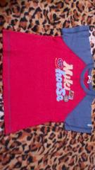 ミキハウス:Tシャツデカロゴ