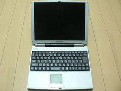 SHARP メビウスノートPC-PJ2-S3
