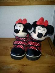 ミニーちゃん15�p靴