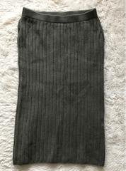 SLY STANDARD  ニットタイトスカートサイズ1