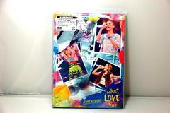 新品未開封 西野カナ・Just LOVE Tour(初回限定盤)