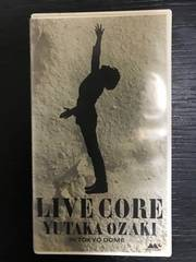 尾崎豊 LIVE CORE TOKYO DOME VHS