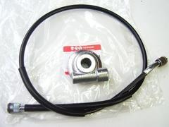(500)GS400GS425 GS400Lスピードメーターギヤーワイヤーセット
