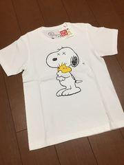 UNIQLO ユニクロ  スヌーピー Tシャツ  XS