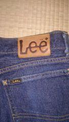 Lee リー  ライダース  ストレート  バイカー  ウエスタン濃紺