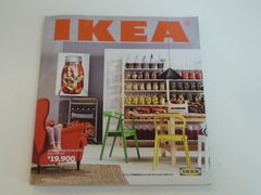 新品 IKEAカタログ イケアカタログ 2014