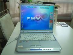 すぐ使える XP  15型光沢液晶 FMV-NB50E DVDコンポ